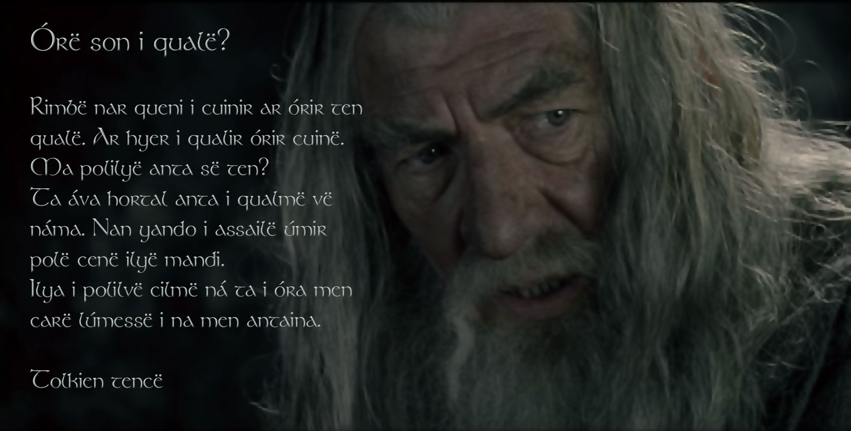 textes elfiques 1